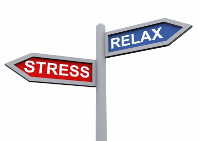 stress-relax signs
