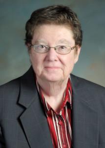 Anne O'Rourke Portrait